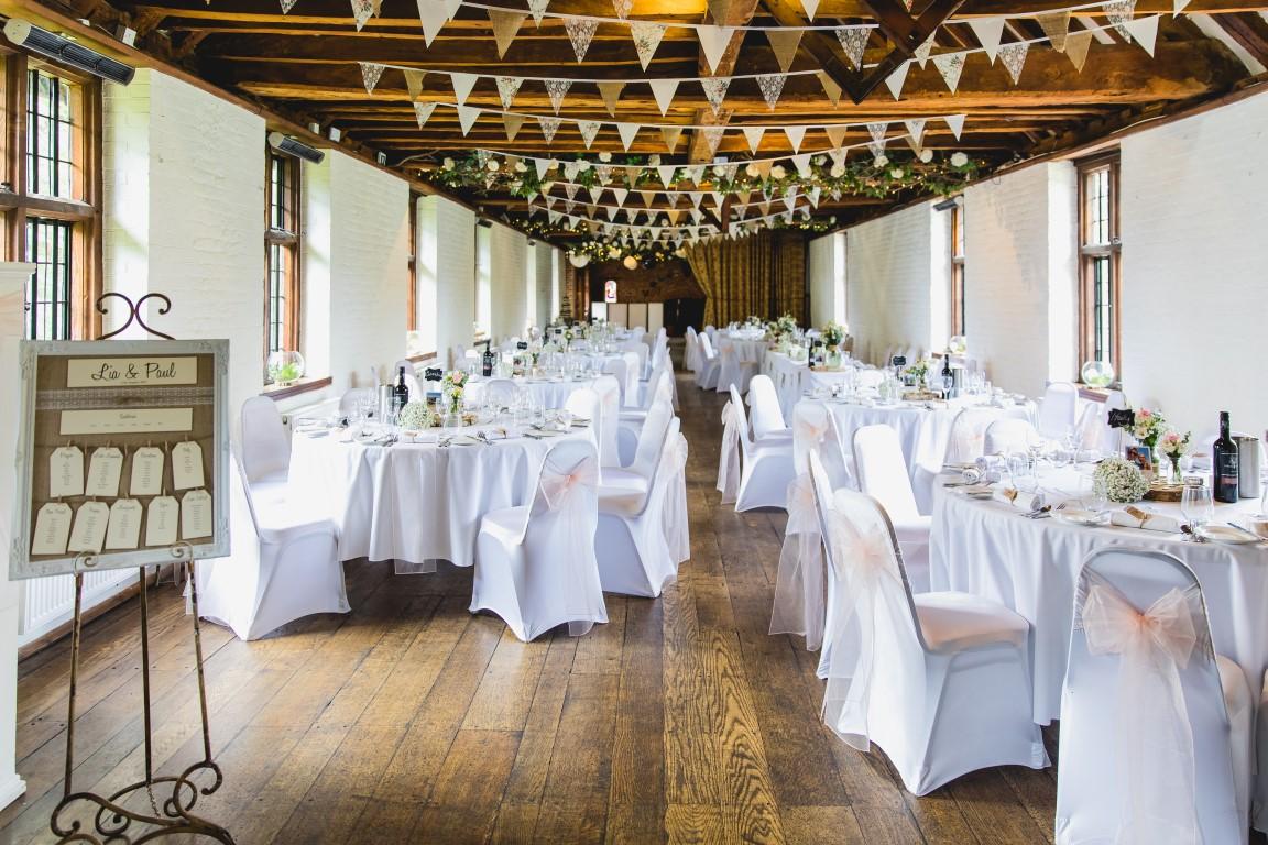 Tudor Barn - Wedding Ideas - Wedding Venues